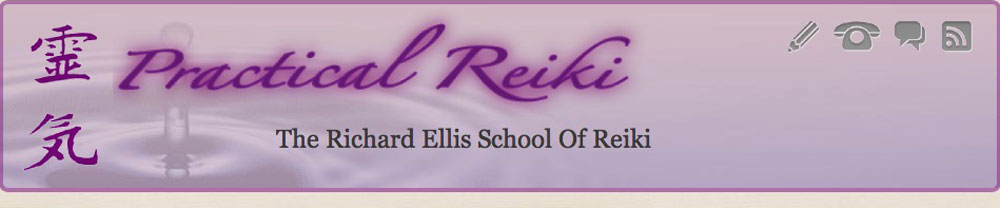 Practical Reiki Blog